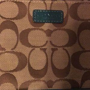 Coach wristlet /wallet